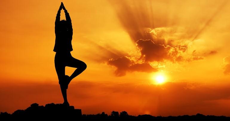 Yoga beyond mat